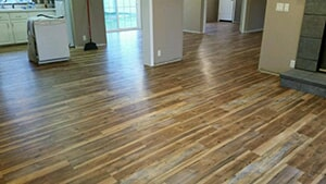 Hardwood flooring from Katz Floorcovering in Albany, GA