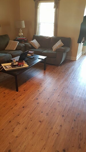 Luxury vinyl plank from Katz Floorcovering in Leesburg, GA