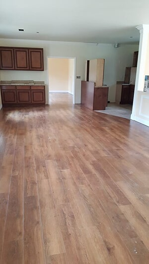 Hardwood flooring from Katz Floorcovering in Sylvester, GA