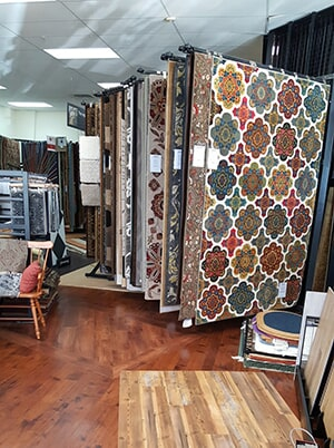 Katz Floorcovering showroom in Leesburg, GA