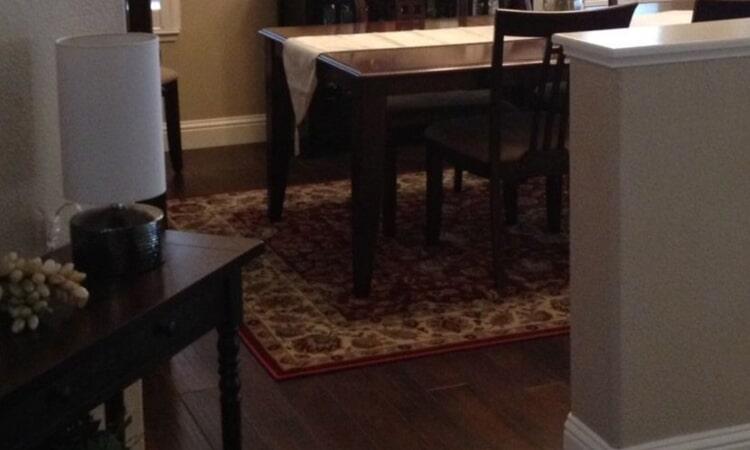 Custom area rugs from Central Valley Floor Design in El Dorado Hills, CA