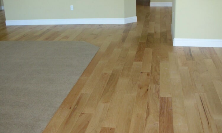 Oak hardwood offered from Central Valley Floor Design in Shingle Springs, CA