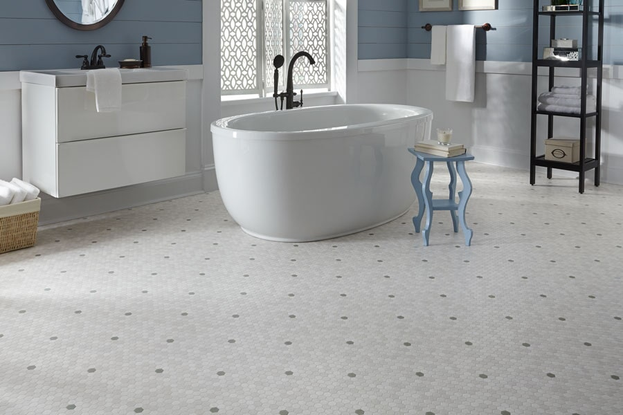 The Middlebury, VT area's best vinyl flooring store is Countryside Carpet & Paint
