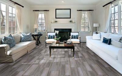 Beautiful hardwood flooring from Haus of Floor Decor in Lake Arrowhead, CA