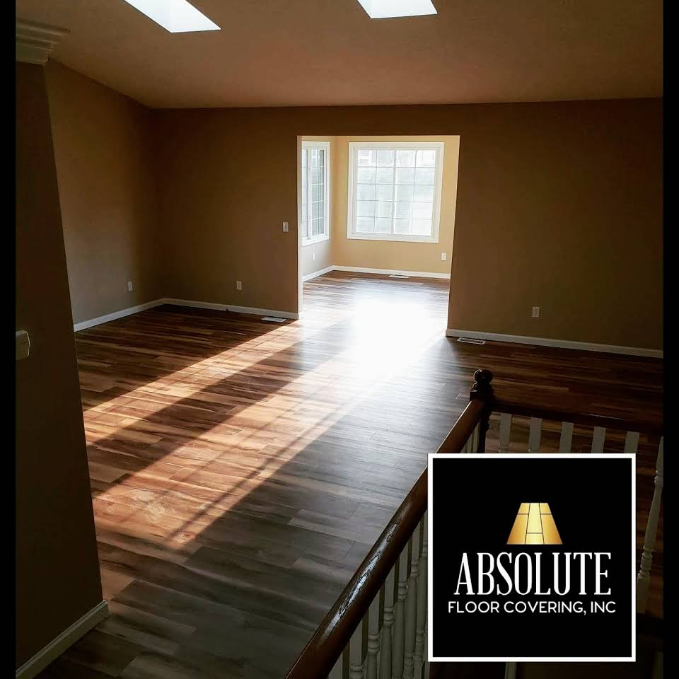 Modern flooring in Grand Rapids, MI from Absolute Floor Covering