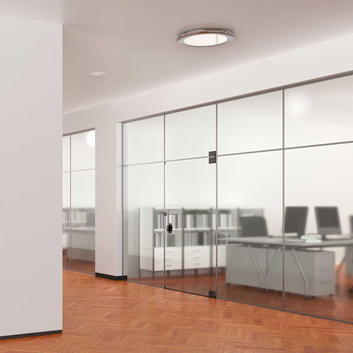 Redesigned office space from Delta Carpet & Decor in Atlanta, GA