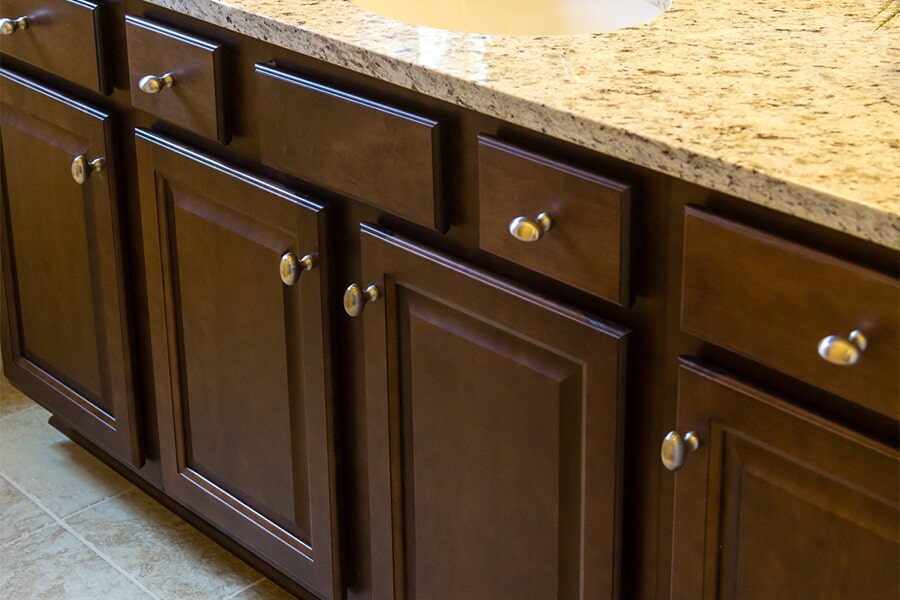 Cabinet installation in Waunakee, WI