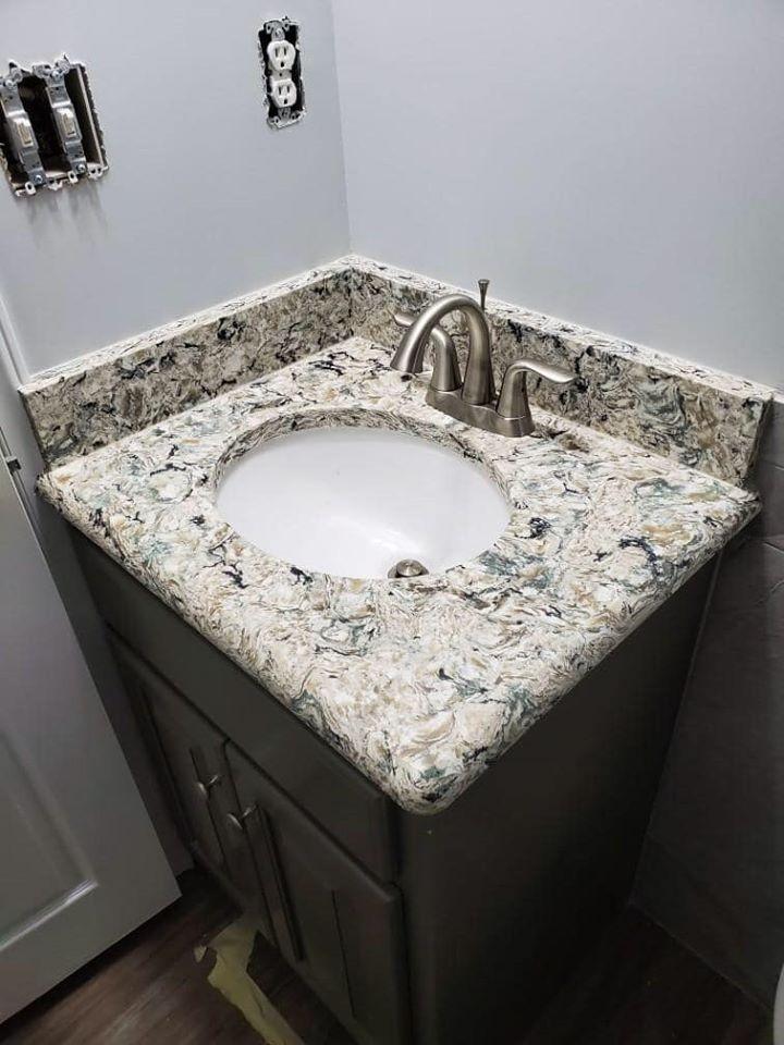 Kitchen sink in Wilson NC from Richie Ballance Flooring
