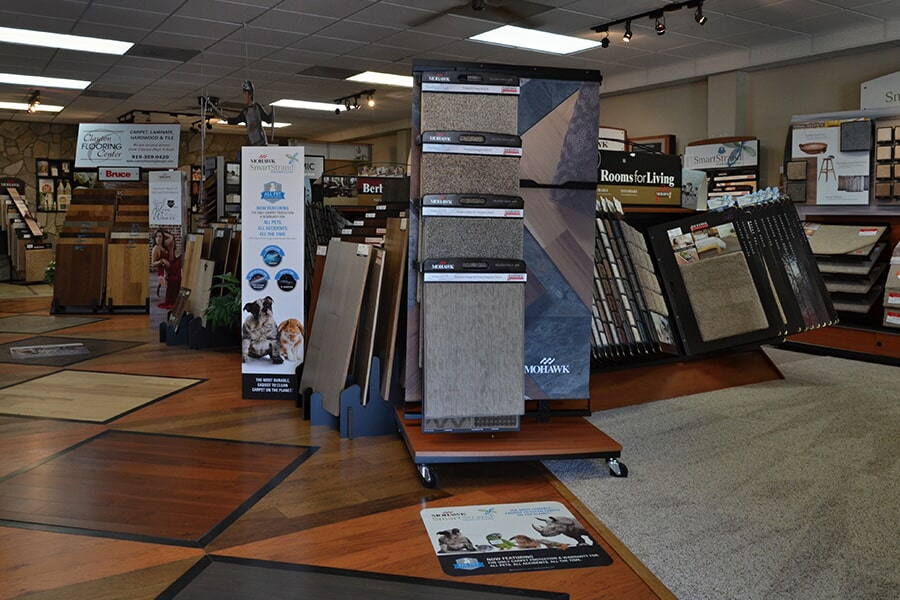 Mohawk carpet options for your Clayton, NC home from Clayton Flooring Center