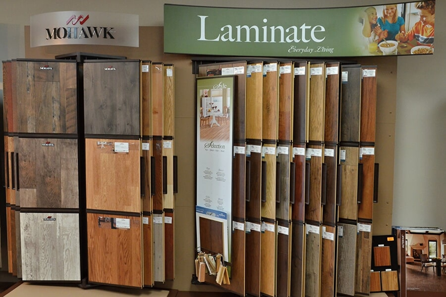 Mohawk laminate flooring for your Fuquay-Varina, NC home from Clayton Flooring Center
