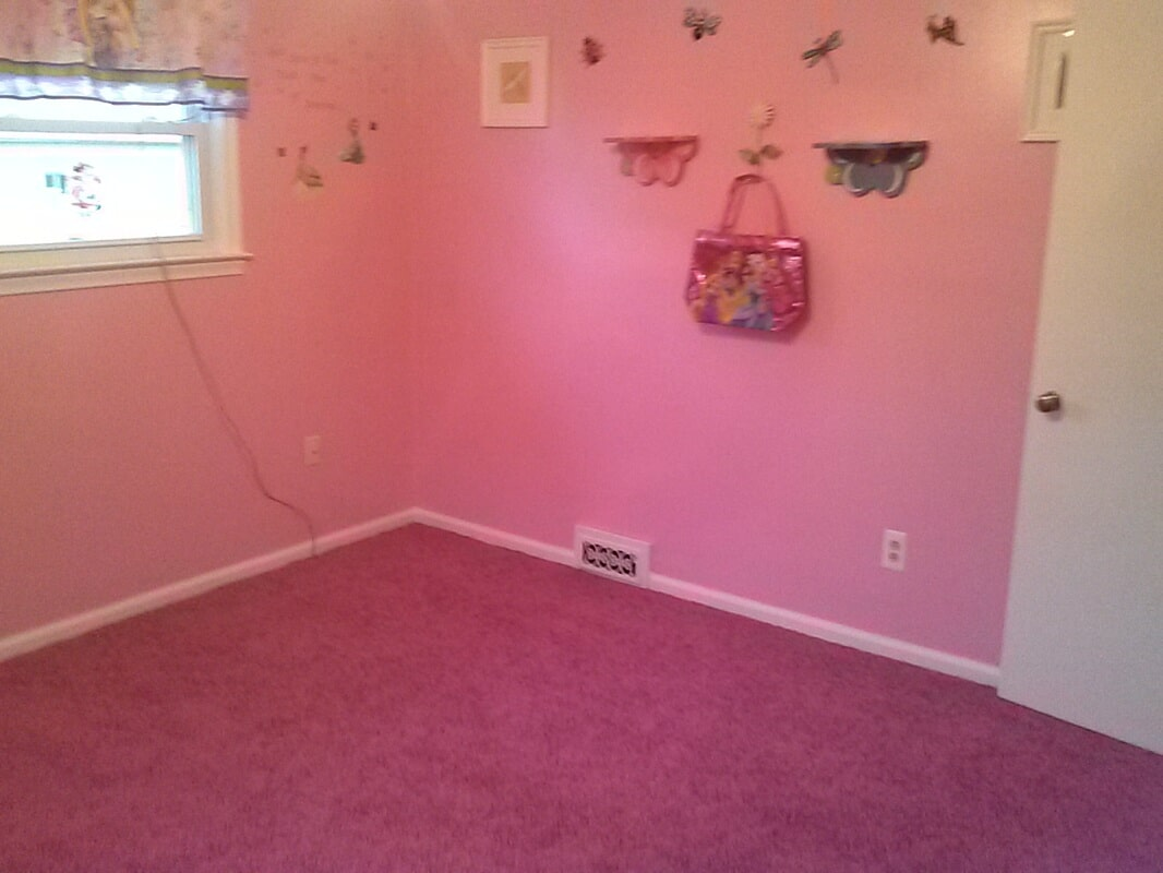 Soft carpet installation in Grosse Ile, MI from Floorz by Bill