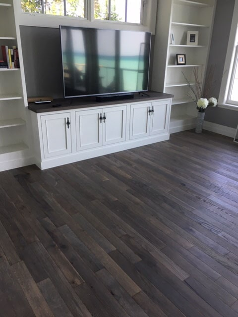 Hardwood flooring in Traverse City, MI from Carpet Galleria