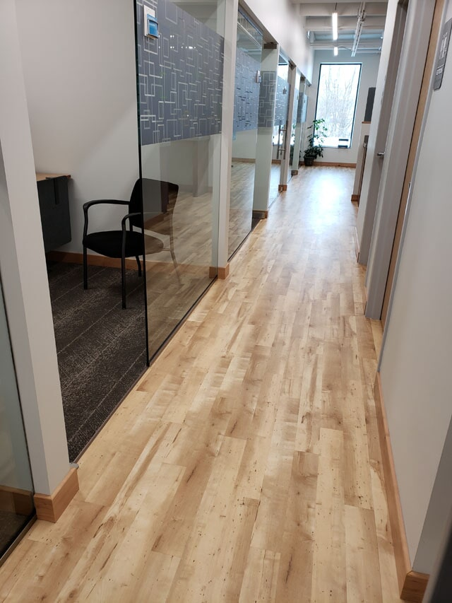Hardwood flooring in Glen Arbor, MI from Carpet Galleria