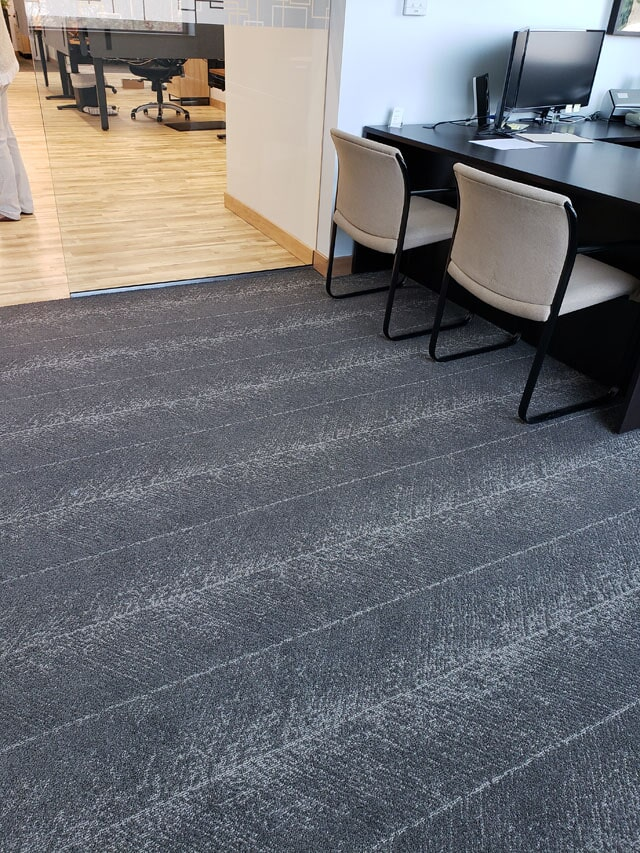 Commercial flooring in Traverse City, MI from Carpet Galleria