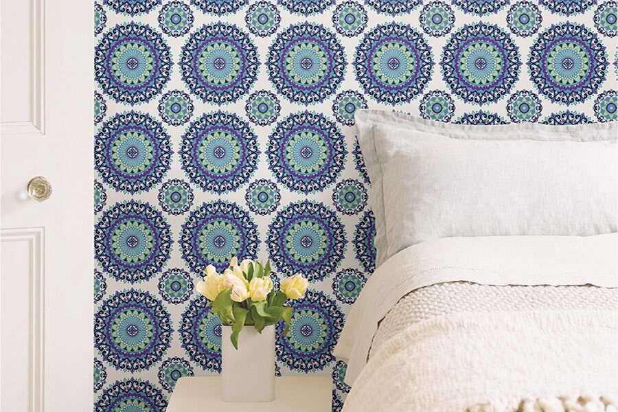 Wallcoverings in Columbus, MI from Richmond Interiors