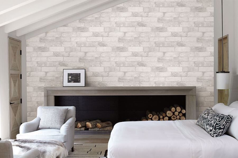 Beautiful textured wallcoverings in St. Clair County, MI from Richmond Interiors