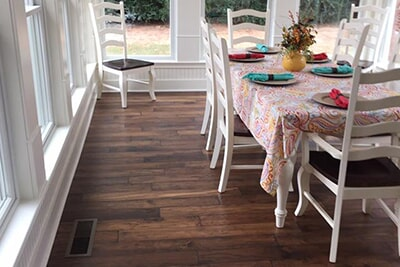 Hardwood from Roop's Carpet in Searcy, AR