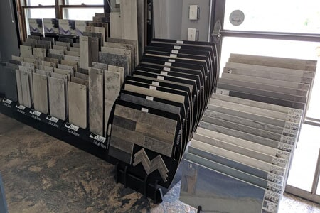 Affordable Flooring showroom in Bradley, IL