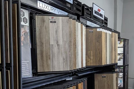 Affordable Flooring showroom in Peotone, IL