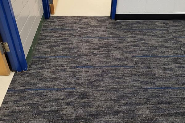 Carpet tiles from Affordable Flooring in Bradley, IL