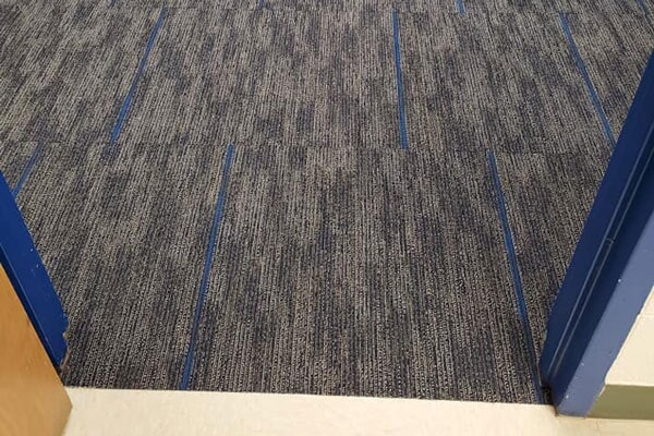 Carpet tiles from Affordable Flooring in Kankakee, IL