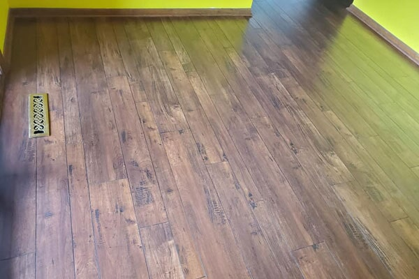 Hardwood flooring from Affordable Flooring in Kankakee, IL