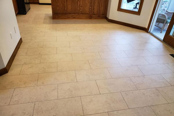 Tile from Affordable Flooring in Bourbonnais, IL
