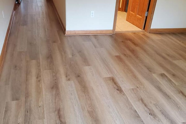 Vinyl planks from Affordable Flooring in Bradley, IL