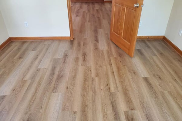 Vinyl planks from Affordable Flooring in Manteno, IL