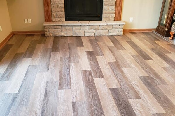 Hardwood flooring from Affordable Flooring in Peotone, IL