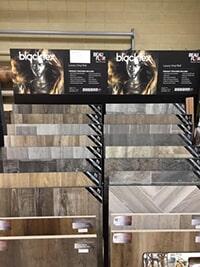 Roop's Carpet showroom in Searcy, AR