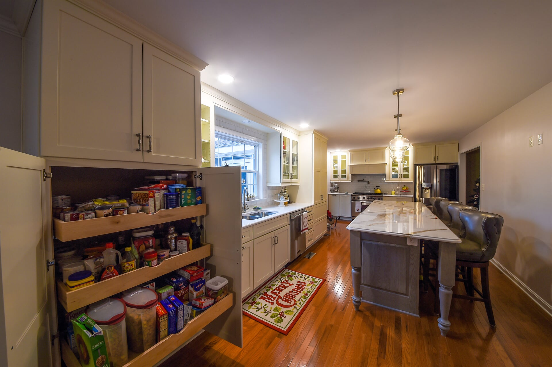 Kitchen remodeling in La Plata, MD by Southern Maryland Kitchen Bath Floors & Design