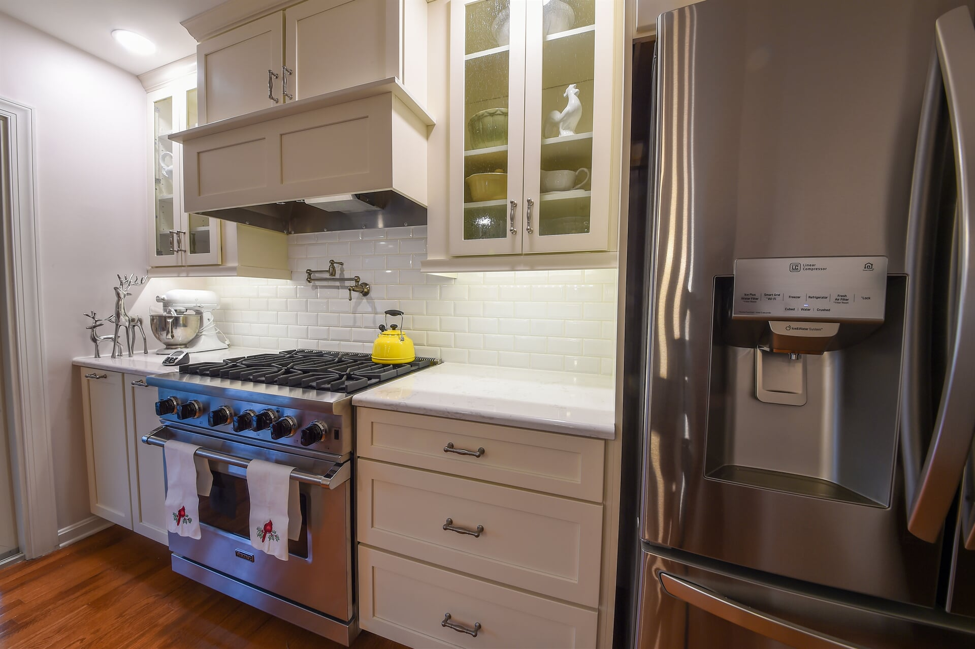 Kitchen remodeling in Dowell, MD by Southern Maryland Kitchen Bath Floors & Design