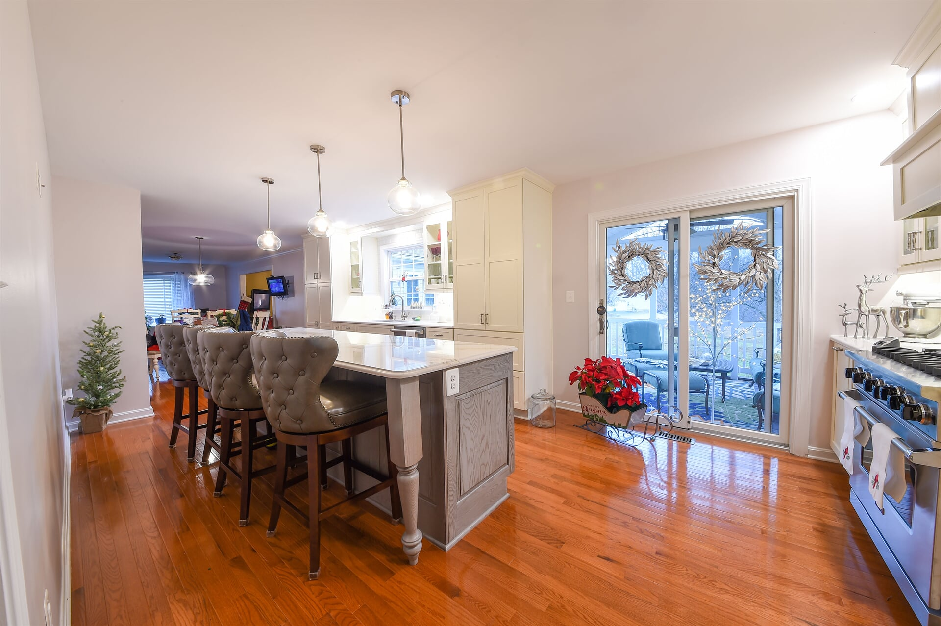 Kitchen remodeling in Lusby, MD by Southern Maryland Kitchen Bath Floors & Design