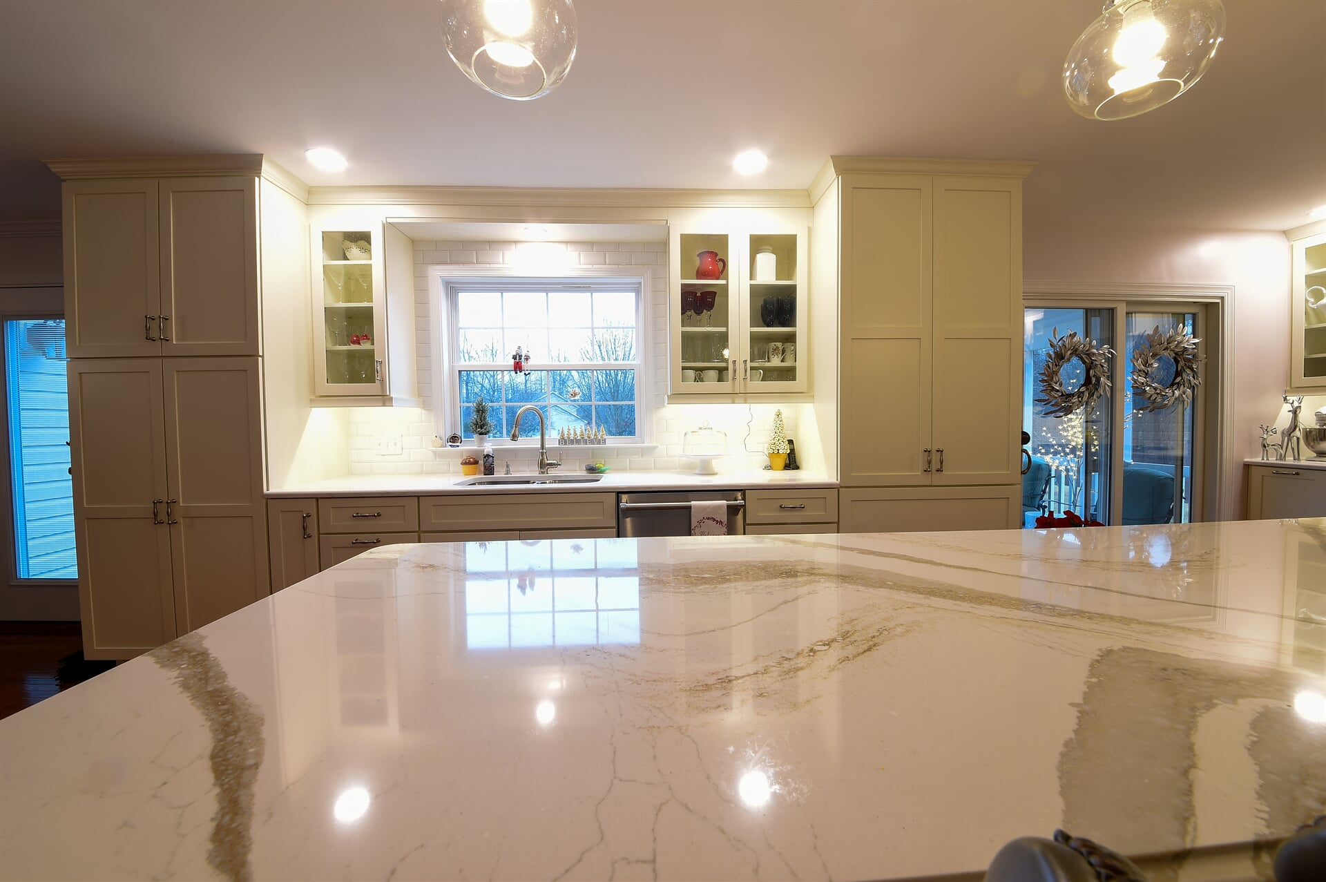 Kitchen remodeling in Owings, MD by Southern Maryland Kitchen Bath Floors & Design