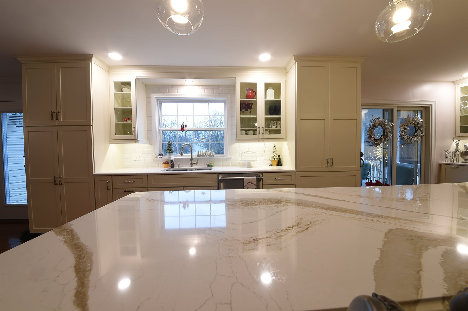 Kitchen remodeling in North Beach, MD by Southern Maryland Kitchen Bath Floors & Design
