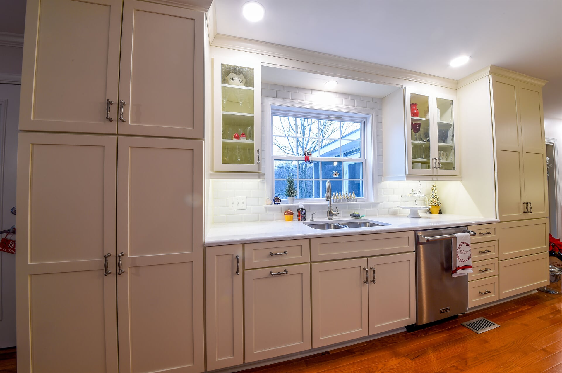 Kitchen remodeling in Huntingtown, MD by Southern Maryland Kitchen Bath Floors & Design