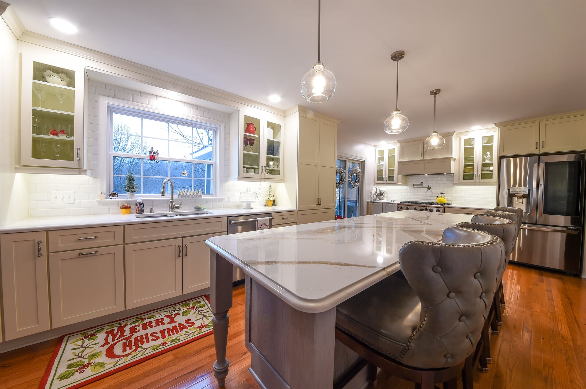 Kitchen remodeling in Sunderland, MD by Southern Maryland Kitchen Bath Floors & Design