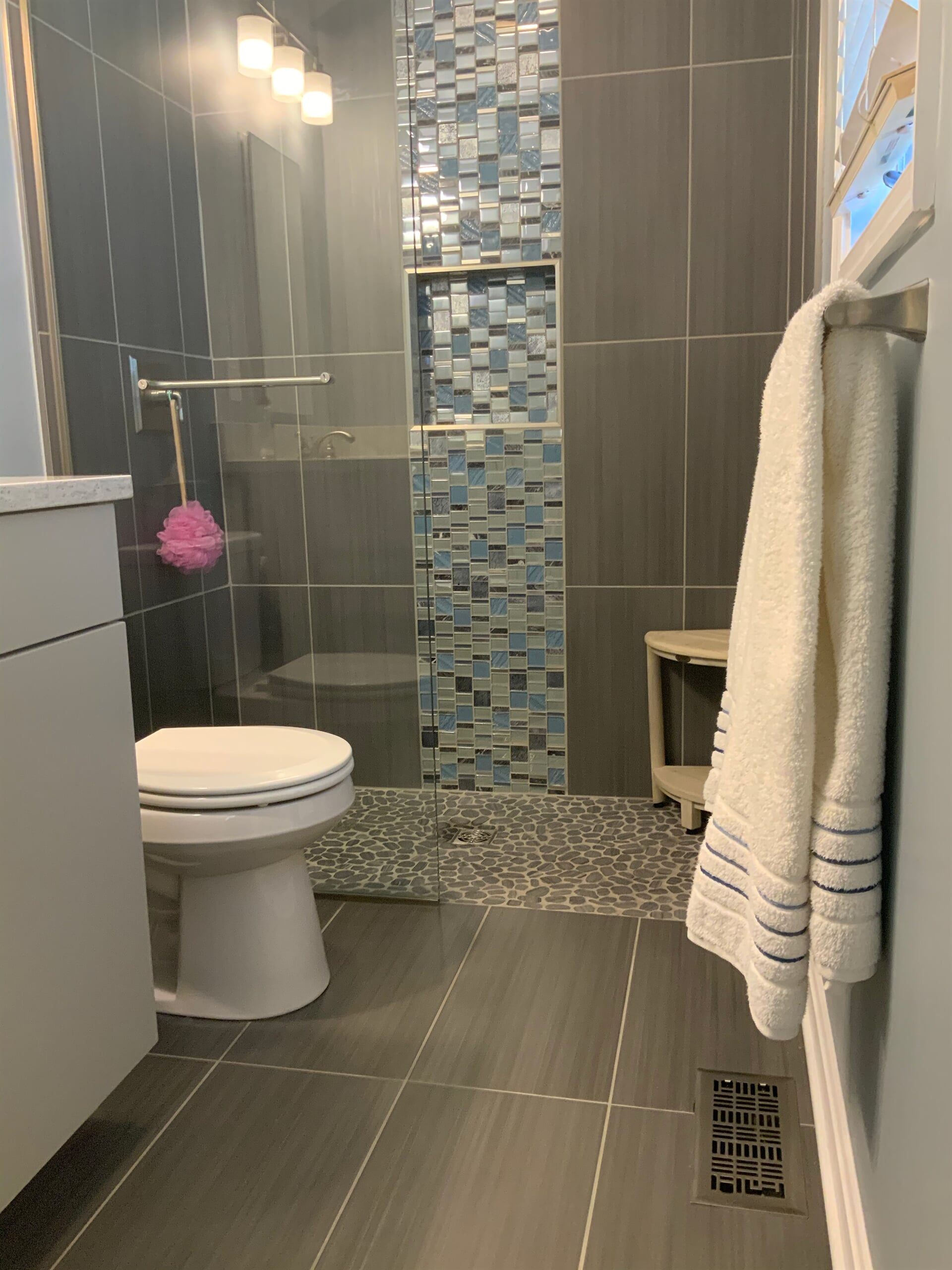 Bathroom remodeling in Leonardtown, MD by Southern Maryland Kitchen Bath Floors & Design