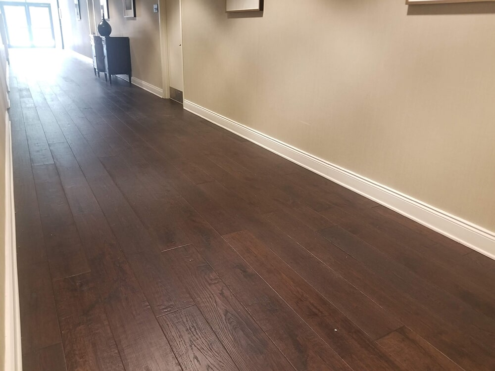 Hardwood flooring in Asheville, NC from BPS Southeast
