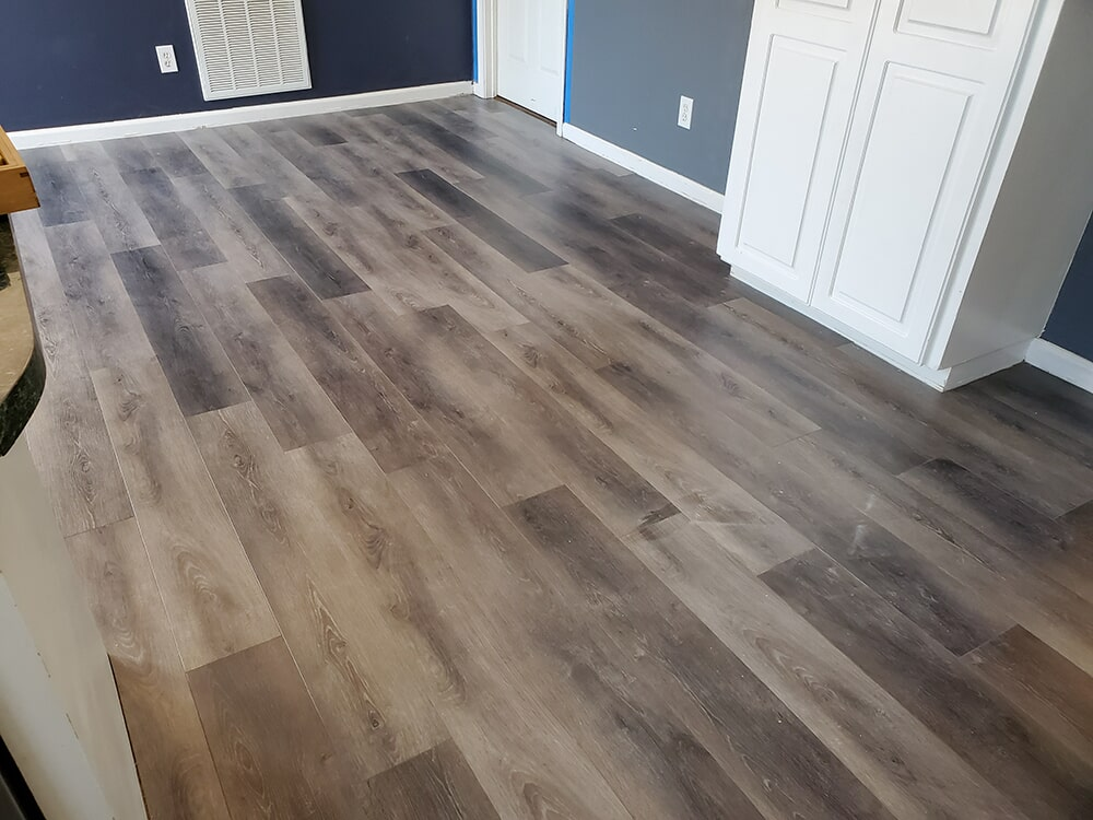 Hardwood look flooring in Columbus, NC from BPS Southeast