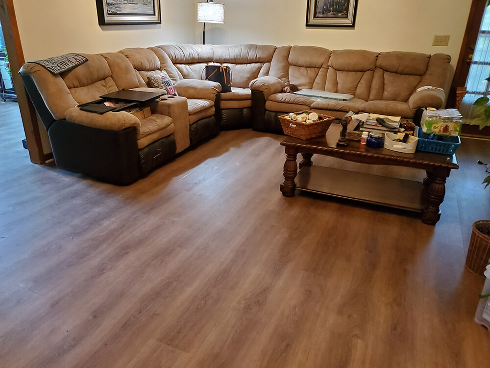 Wood floors in Hendersonville, NC from BPS Southeast
