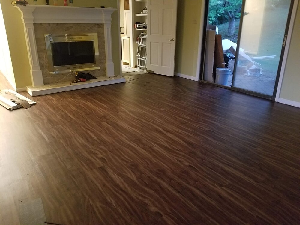 Natural grain wood floors in Spindale, NC from BPS Southeast