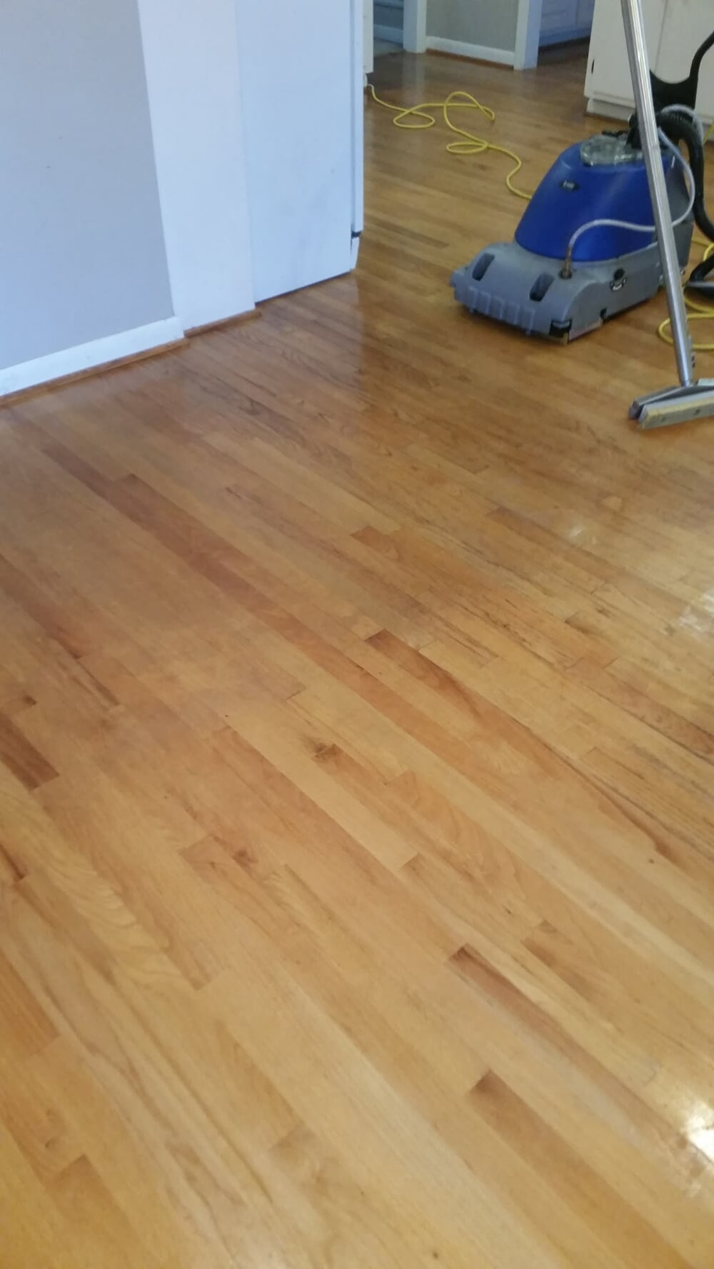 Hardwood floor cleaning in Asheville, NC from BPS Southeast