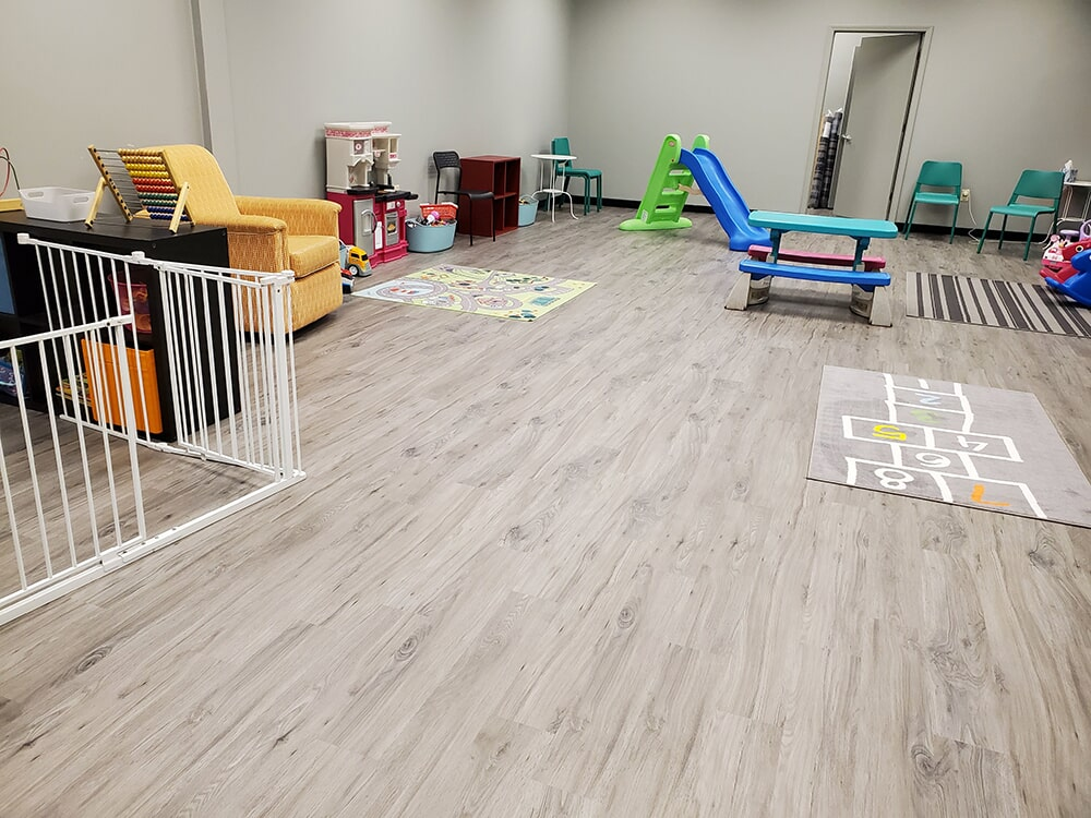Kid friendly flooring in Spindale, NC from BPS Southeast