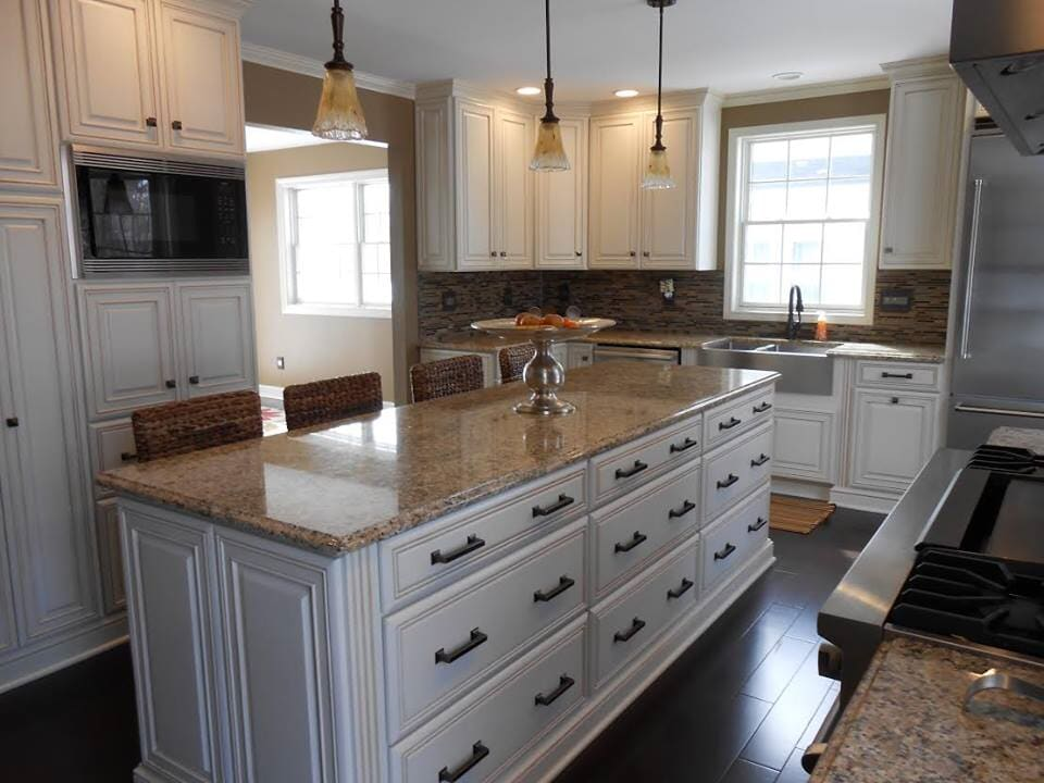 New kitchen countertops from Finishers Unlimited in Monroe, MI