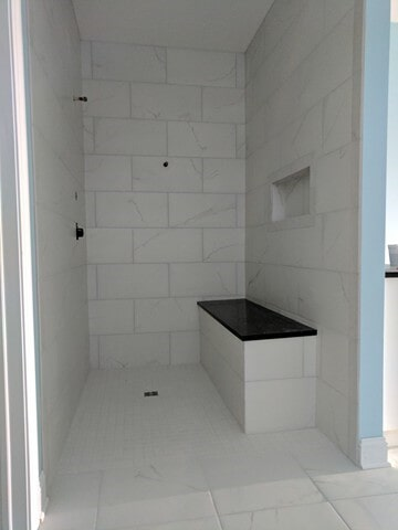 shower tile in Hudson, OH from Carpet Country