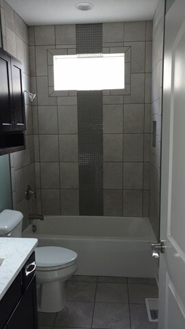 bath tile from Carpet Country in Twinsburg, OH