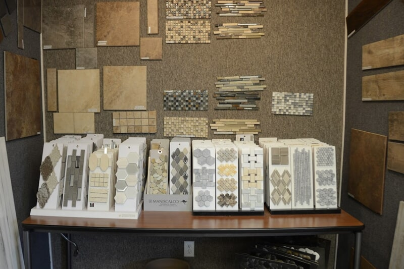 Many glass tile options for your Boaz, AL shower or backsplash