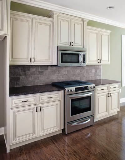 Classic kitchen with a modern touch in Jacksonville, TX from East Texas Floors